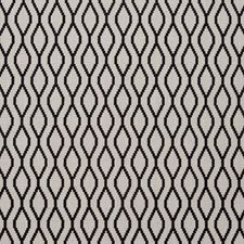 Ebony Diamond Decorator Fabric by Clarke & Clarke