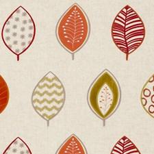 Spice Decorator Fabric by Clarke & Clarke