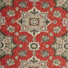 Crimson Weave Decorator Fabric by Clarke & Clarke