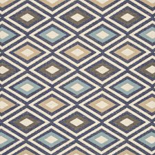 Mineral Diamond Decorator Fabric by Clarke & Clarke