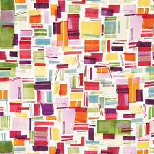 Multi Abstract Decorator Fabric by Clarke & Clarke