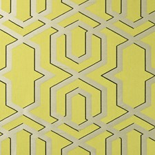 Acacia Geometric Decorator Fabric by Clarke & Clarke
