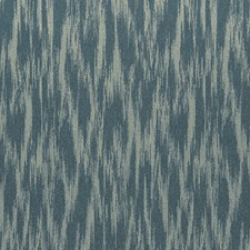 Indigo Weave Decorator Fabric by Clarke & Clarke