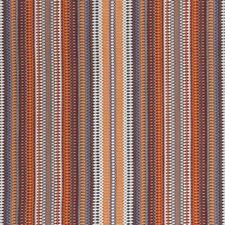 Spice/Ink Weave Decorator Fabric by Clarke & Clarke