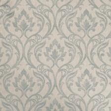 Duckegg Damask Decorator Fabric by Clarke & Clarke