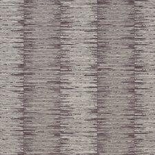Damson Weave Decorator Fabric by Clarke & Clarke