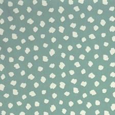 Aqua Decorator Fabric by Clarke & Clarke