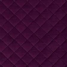 Damson Decorator Fabric by Clarke & Clarke