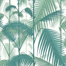 Tea Virid Chlk Botanical Decorator Fabric by Cole & Son