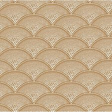Crm Gingr Geometric Decorator Fabric by Cole & Son