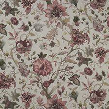 Winterberry/Linen Decorator Fabric by Clarke & Clarke