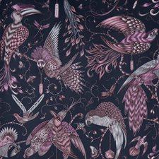 Pink Decorator Fabric by Clarke & Clarke