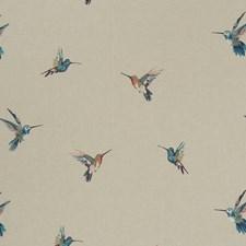 Tropical Weave Decorator Fabric by Clarke & Clarke
