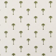 Olive Decorator Fabric by Clarke & Clarke