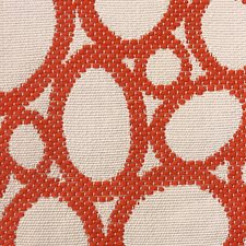 Tangerine Decorator Fabric by Scalamandre