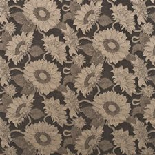 Truffle Botanical Decorator Fabric by Mulberry Home