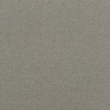 Grey Herringbone Decorator Fabric by Mulberry Home