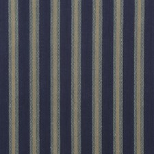 Indigo Weave Decorator Fabric by Mulberry Home