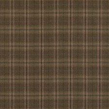 Mulberry Plaid Decorator Fabric by Mulberry Home