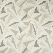 Linen Geometric Decorator Fabric by Kravet