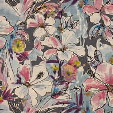 Pink Flannel Decorator Fabric by RM Coco