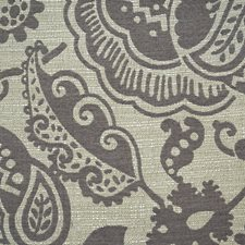 Creme/Beige/Purple Traditional Decorator Fabric by JF