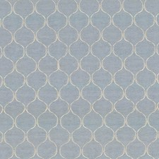 Ice Blue Decorator Fabric by Kasmir