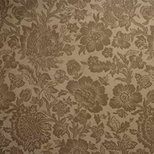 Beige/Tan Botanical Decorator Fabric by Mulberry Home