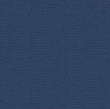 Indigo Solid Decorator Fabric by Groundworks