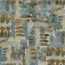 Dusk Modern Decorator Fabric by Groundworks