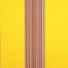 Sun/Pink Stripes Decorator Fabric by Groundworks