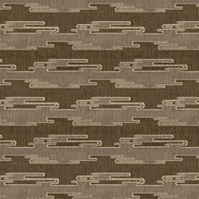 Dove/Flint Modern Decorator Fabric by Groundworks