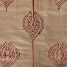 Rust Modern Decorator Fabric by Groundworks