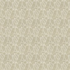 Natural Botanical Decorator Fabric by Groundworks