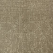 Natural Modern Decorator Fabric by Groundworks