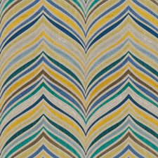 Teal/Greens Contemporary Decorator Fabric by Groundworks
