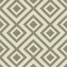 Grey Modern Decorator Fabric by Groundworks