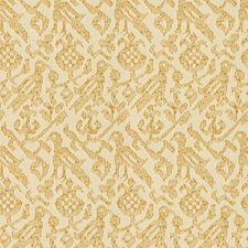 Gold Animal Decorator Fabric by Groundworks