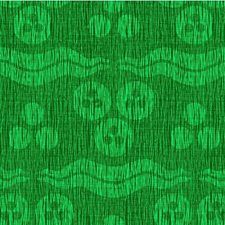 Emerald Modern Decorator Fabric by Groundworks