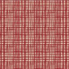 Cherry Contemporary Decorator Fabric by Groundworks