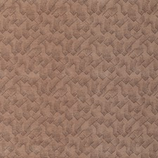 Rose/Raisin Contemporary Decorator Fabric by Groundworks