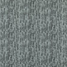 Ice/Onyx Contemporary Decorator Fabric by Groundworks