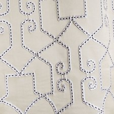 Platine Decorator Fabric by Scalamandre