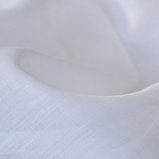 White Decorator Fabric by Scalamandre