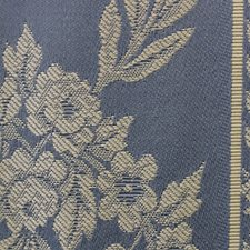 Bleu Decorator Fabric by Scalamandre
