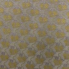 Gris/Creme Decorator Fabric by Scalamandre