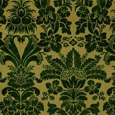 Vert Decorator Fabric by Scalamandre