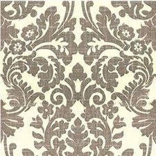 White/Grey Damask Decorator Fabric by Kravet