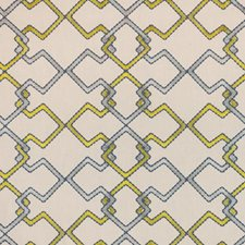Citrine Decorator Fabric by RM Coco