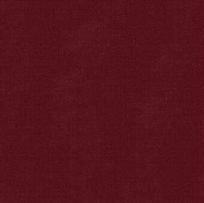 Claret Solids Decorator Fabric by G P & J Baker